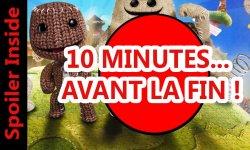 10 minutes avent la fin littlebigplanet 3