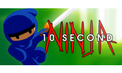 10 Second Ninja logo