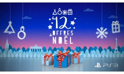 12 offres noel playstation store