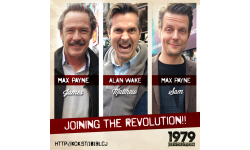 1979 Revolution Alan Wake Max Payne