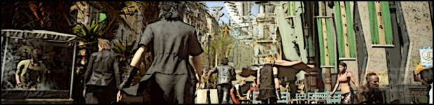2015 Final Fantasy XV