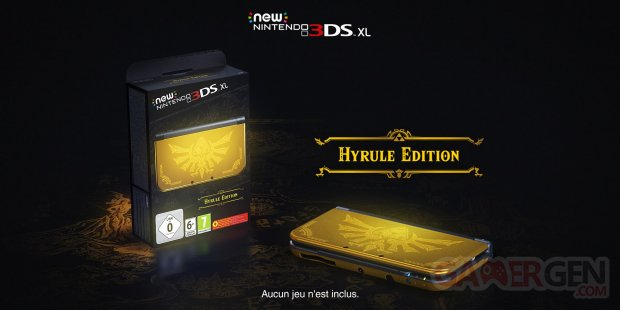3DS Edition Hyrule