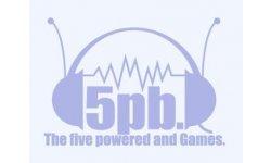 5pb. logo vignette