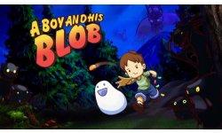 A Boy and his Blob head
