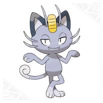 a meowth