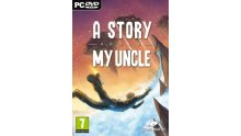 A Story About My Uncle jaquette cover pc.