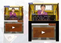 Ace Attorney Trilogy Comparaison 3DS DS 4