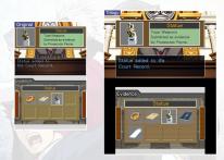 Ace Attorney Trilogy Comparaison 3DS DS 5