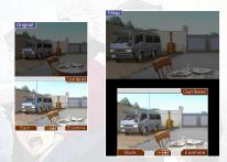 Ace Attorney Trilogy Comparaison 3DS DS 8