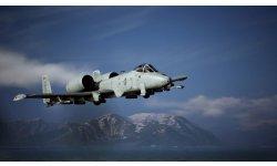 Ace Combat 7: Skies Unknown - Les MiG-31B et A-10C font démonstration de leur puissance de feu en vidéos
