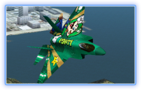 Ace Combat Assault Horizon Legacy Plus collab 5