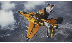 Ace Combat Infinity PvP head