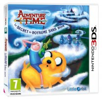 Adventure Time Le Secret du Royaume Sans Nom 20 08 2014 jaquette (1)