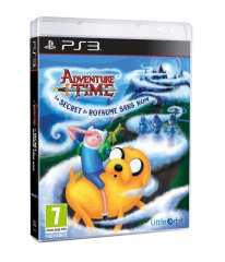 Adventure Time Le Secret du Royaume Sans Nom 20 08 2014 jaquette (4)