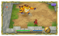 Adventures of Mana screenshot 1