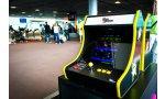 L'aéroport Roissy Charles de Gaulle accueille des bornes d'arcade avec des jeux cultes