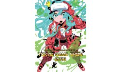 Affiche illustration TGS Tokyo Game Show 2016 images