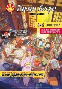 Affiche Japan Expo 2017
