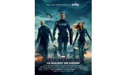 affiches Captain America  Le Soldat de l'hiver concours marvel (0)