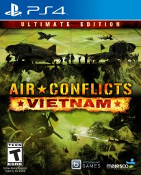 air conflicts vietnam cover jaquette boxart ps4
