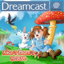 Alice's Mom's Rescue Dreamcast jaquette