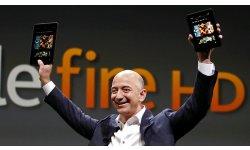 Amazon Bezos Kindle