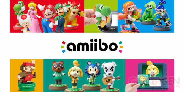 amiibo E3 2015