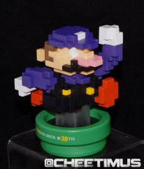 amiibo fan made Waluigi 1