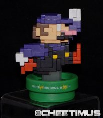 amiibo fan made Waluigi 2