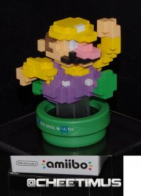 amiibo fan made Wario 1