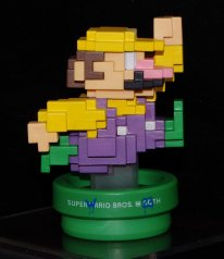 amiibo fan made Wario 2