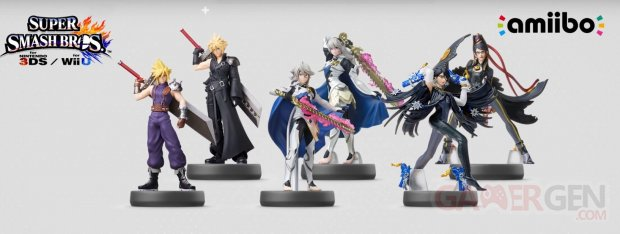 Amiibo figurines images (2)