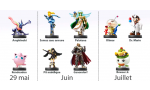 amiibo figurines nfc nintendo super smash bros collection fonctionnalite