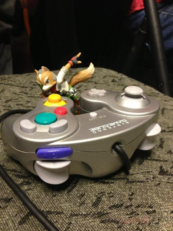 amiibo fox tournoi ssb4