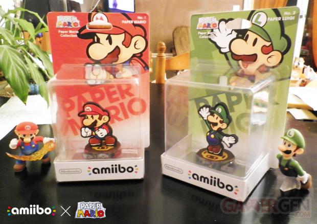 amiibo Paper Mario