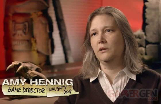 Amy Hennig Uncharted