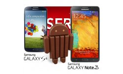 Android 4.4 Galaxy S4 Galaxy Note 3 SFR