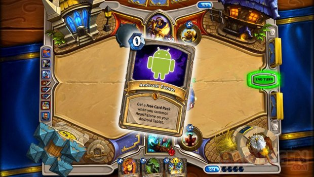 android hearthstone