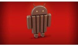 android kitkat head