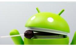 Android Lollipop Bugdroid