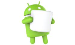 Android Marshmallow bugdroid logo