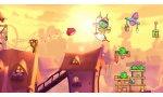 angry birds 2 deux petites videos gameplay sortie