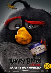 Angry Birds Le Film poster 3