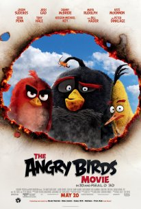 Angry Birds Le Film poster 6