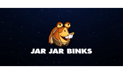 angry birds star wars ii 2 jar jar binks