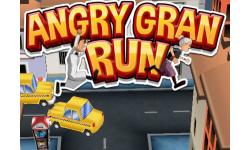 angry gran run vignette