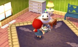Animal Crossing New Leaf Welcome amiibo head