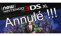 annulation new 3DS ZEDLA XL vignette
