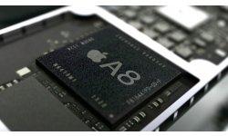 apple a8 processeur