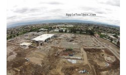 apple campus 2 terrain travaux  (8)